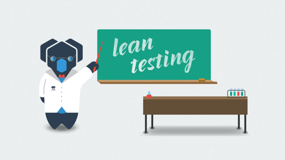 Lean Testing mit Leankoala
