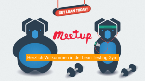 meetup Lean Testing Website Monitoring